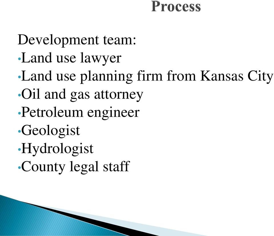 and gas attorney Petroleum engineer