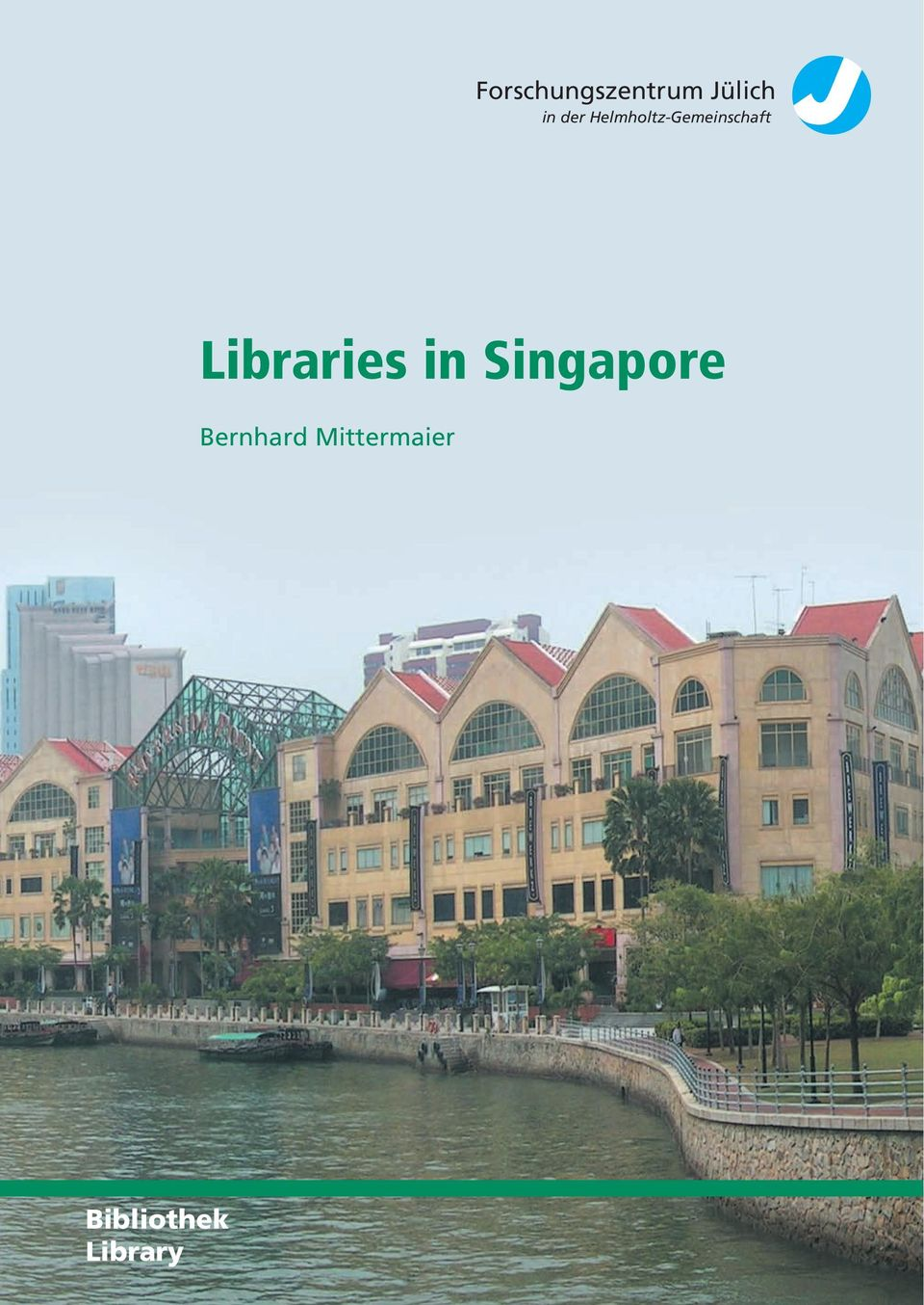 Libraries in Singapore