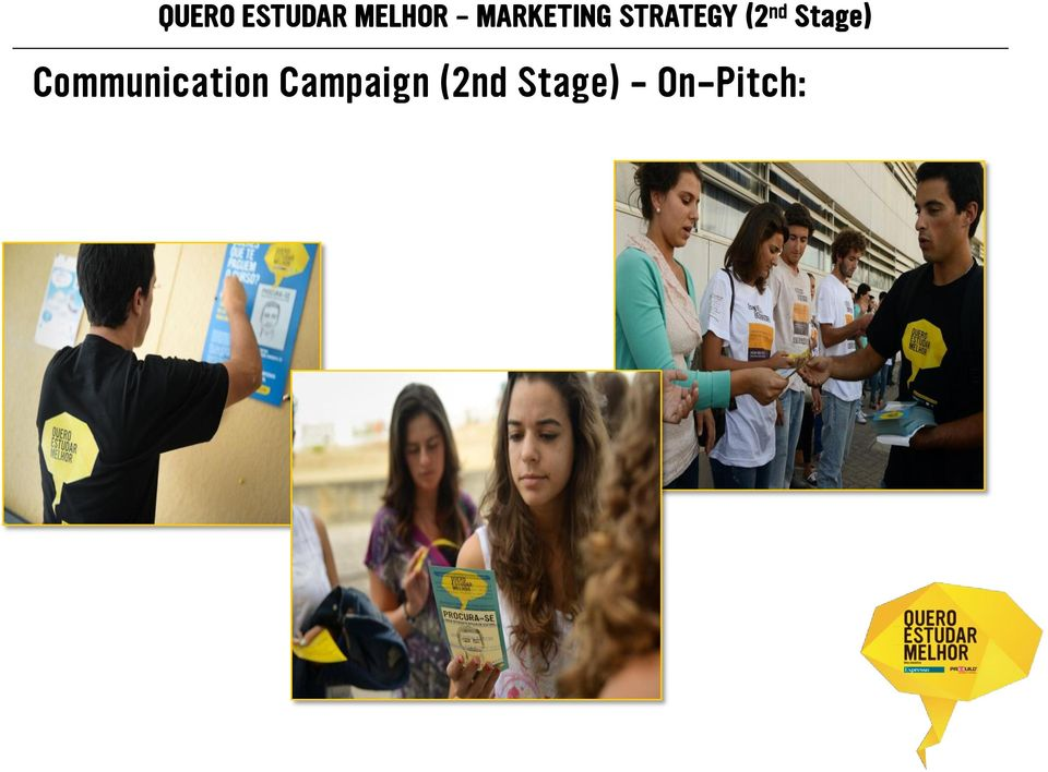 Stage) Communication