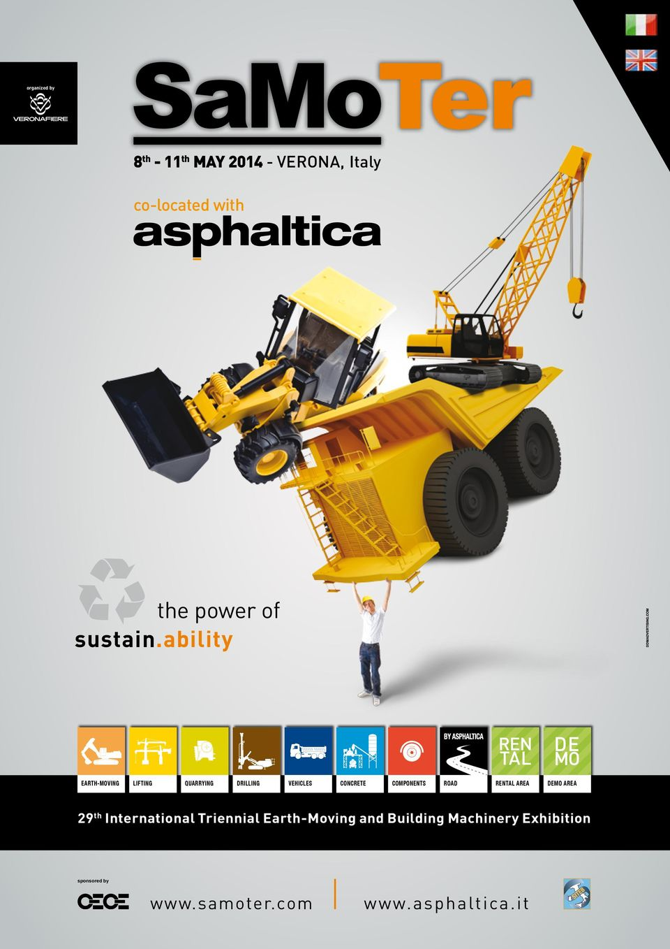 ability EARTH-MOVING LIFTING QUARRYING DRILLING VEHICLES CONCRETE COMPONENTS