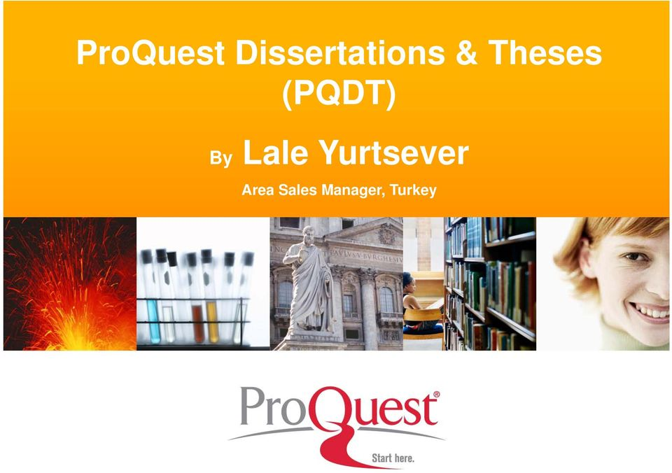 Theses (PQDT) By