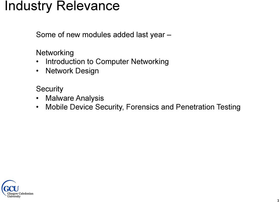 Networking Network Design Security Malware