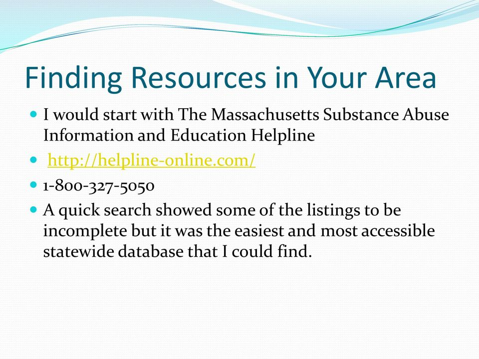 com/ 1-800-327-5050 A quick search showed some of the listings to be