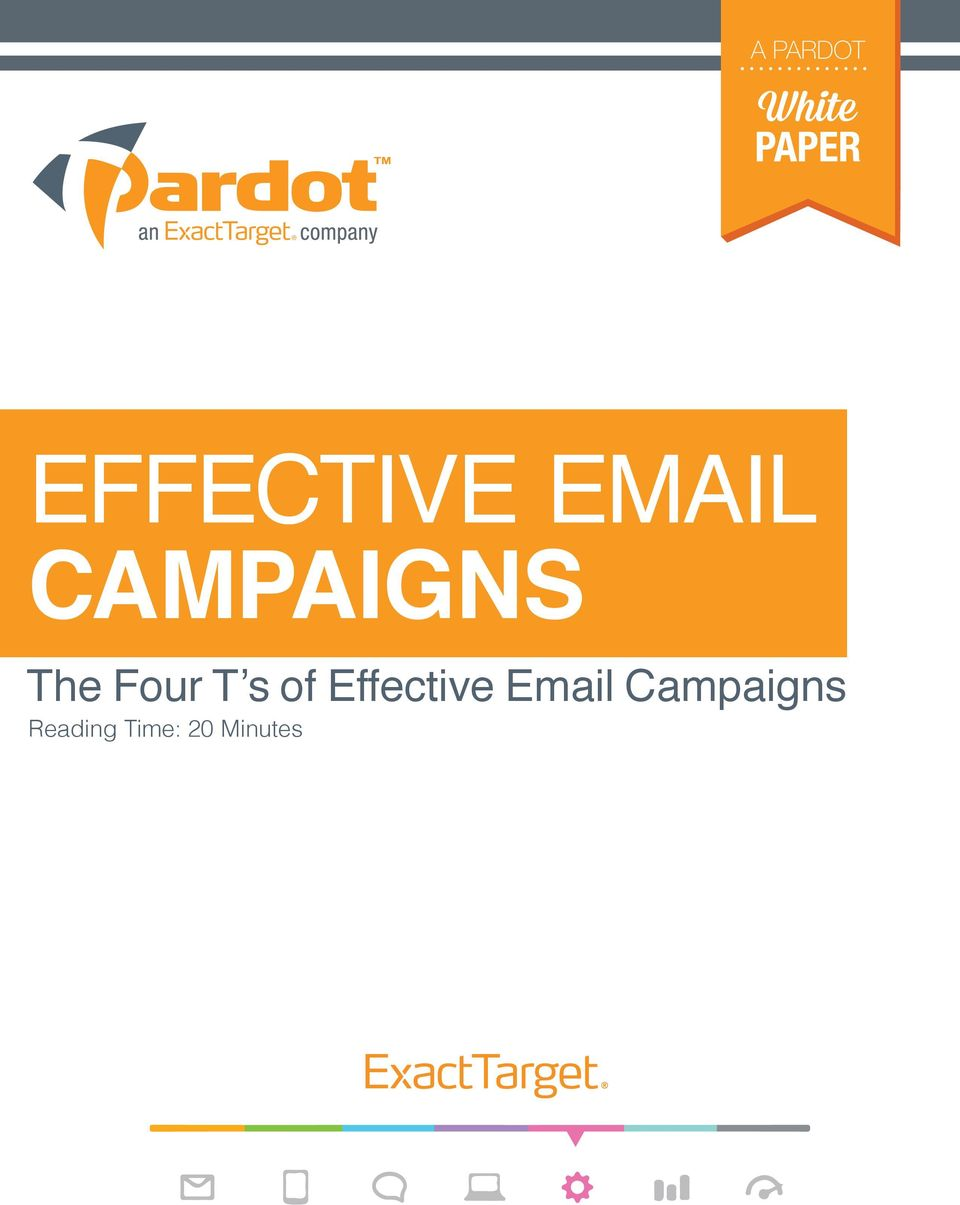 of Effective Email
