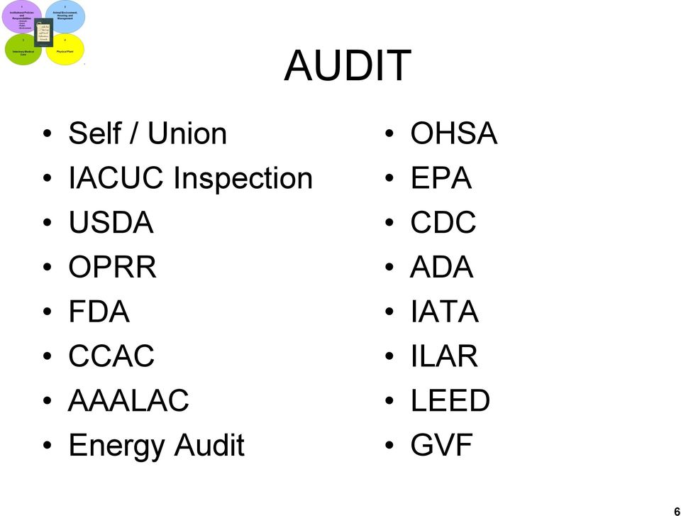 CCAC AAALAC Energy Audit