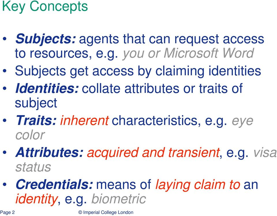 you or Microsoft Word Subjects get access by claiming identities Identities: collate
