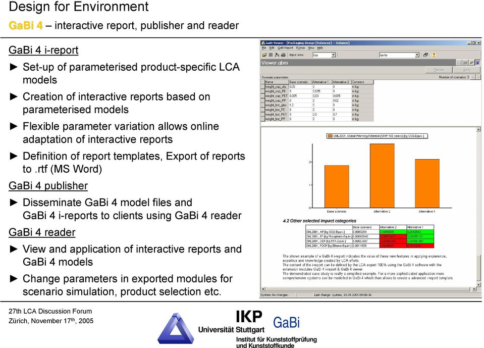report templates, Export of reports to.