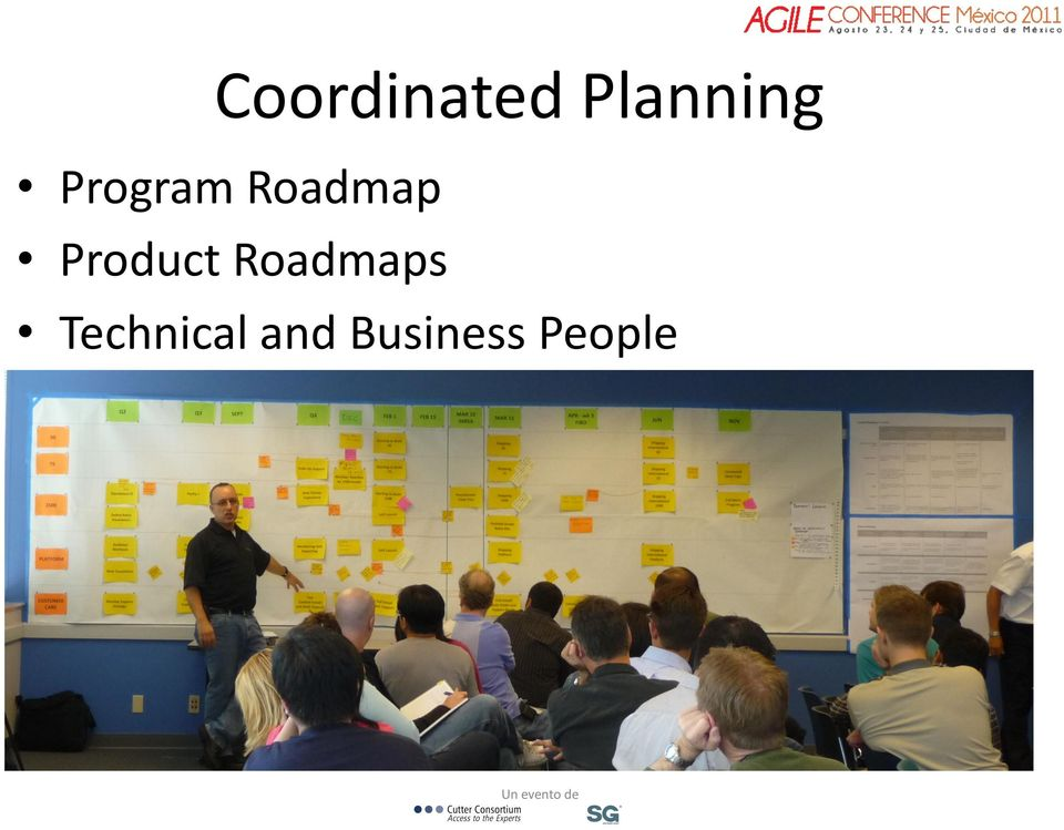 Roadmaps Technical and