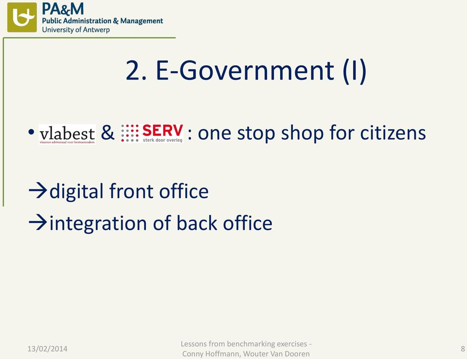 citizens digital front