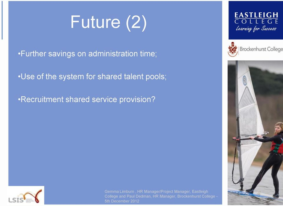 system for shared talent pools;