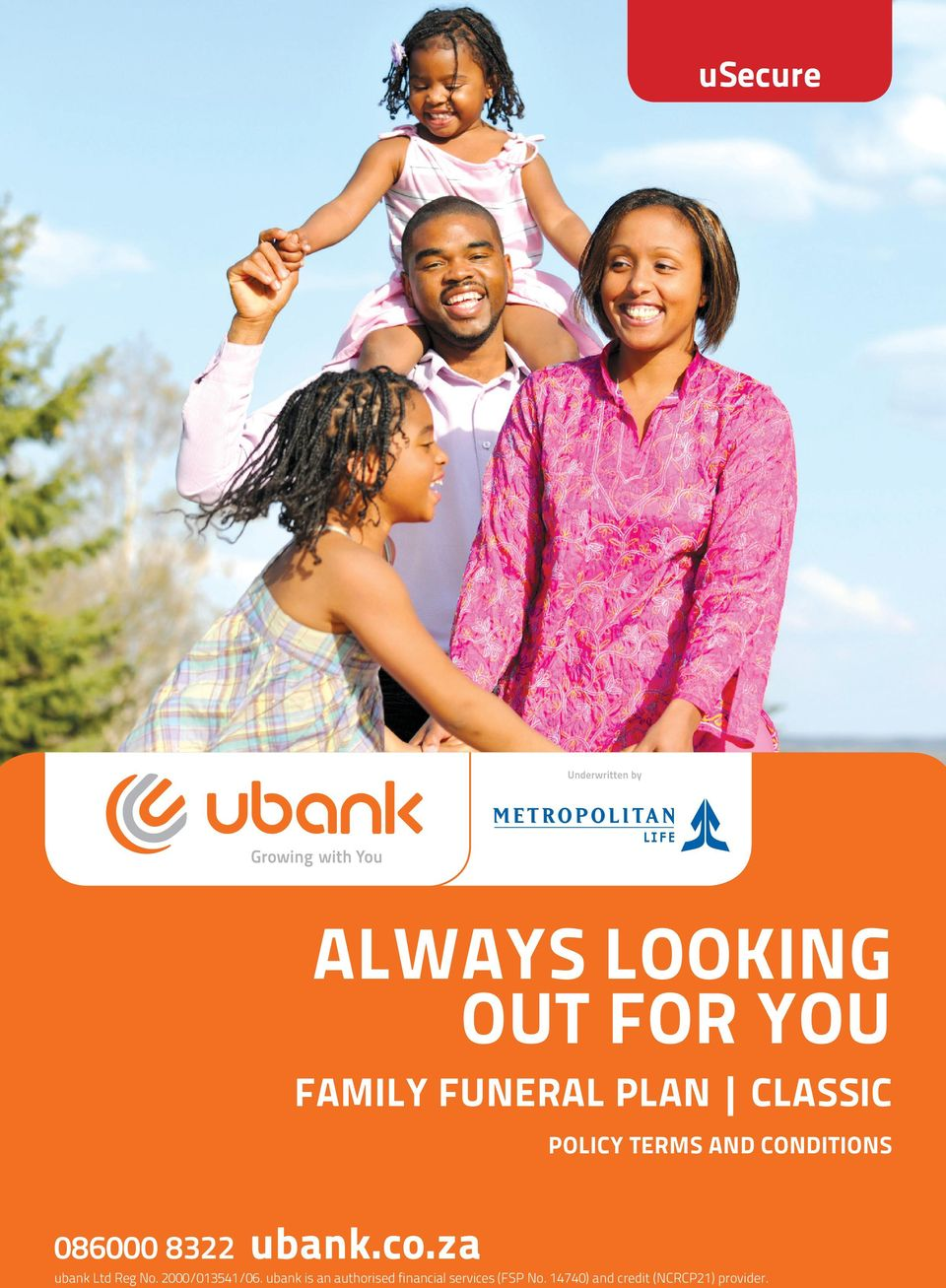ubank.co.za ubank Ltd Reg No. 2000/013541/06.
