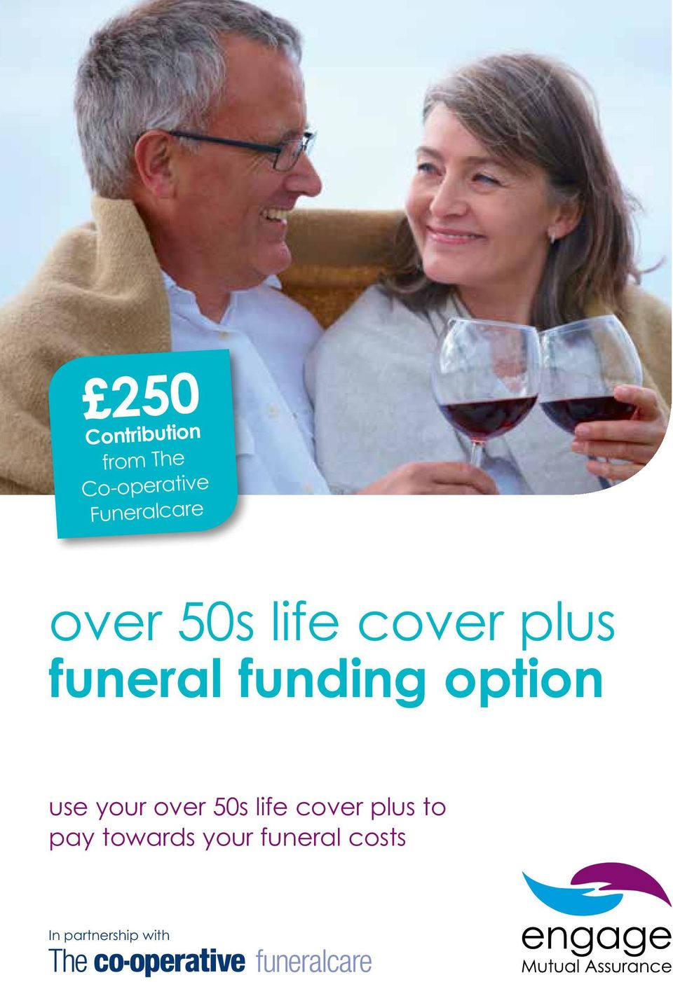 funding option use your over 50s life cover