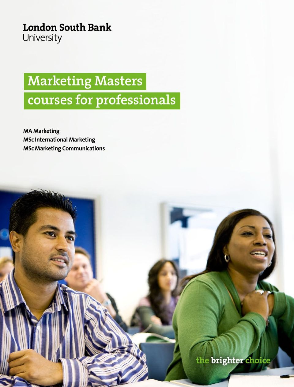 Marketing MSc International