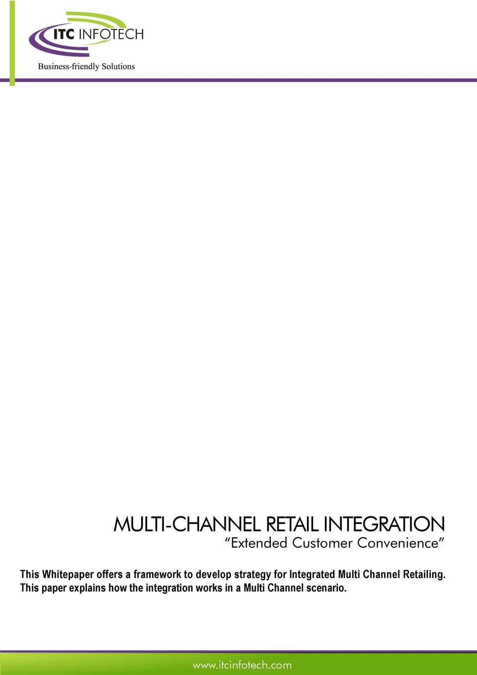 Channel Retailing.