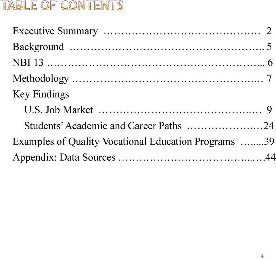 . 9 Students Academic and Career Paths.