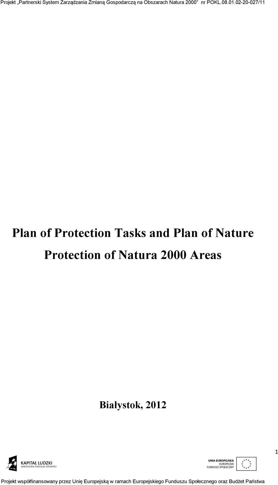 Nature Protection of