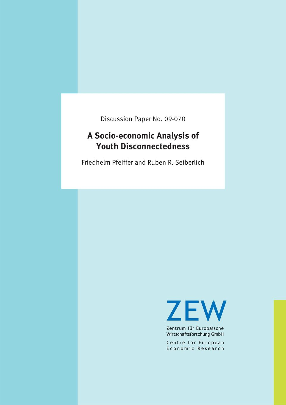 Analysis of Youth