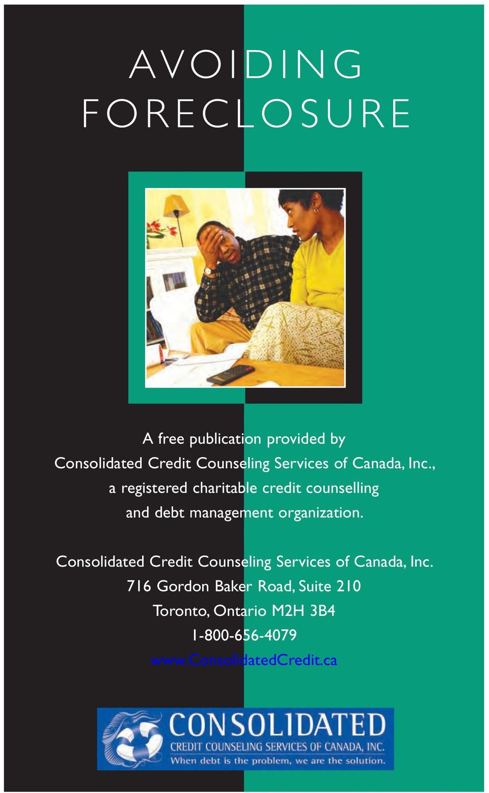 Junior Achievement of South Florida. Consolidated Credit Counseling Services, Inc.