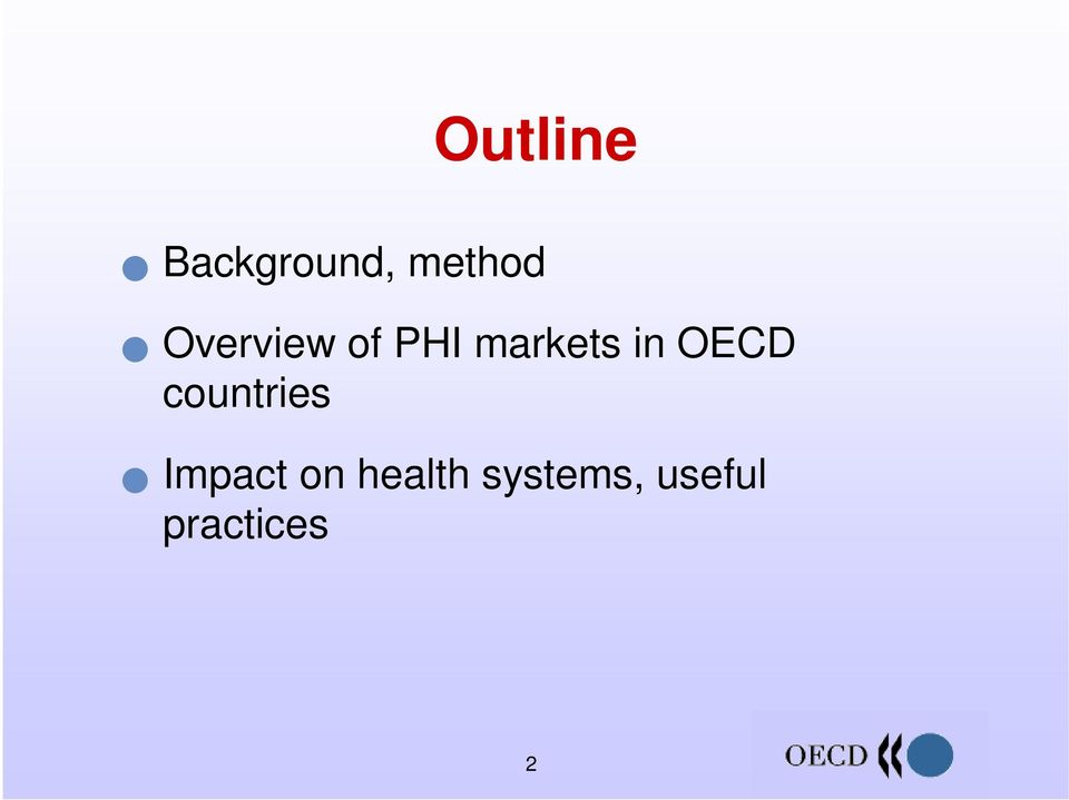 OECD countries Q Impact on