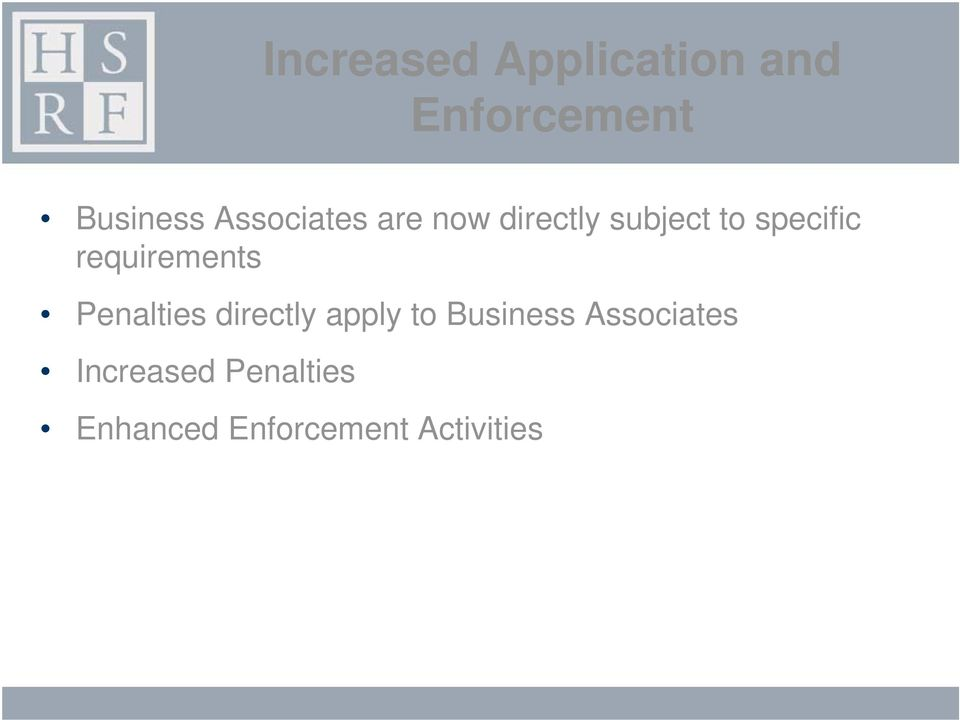 requirements Penalties directly apply to Business