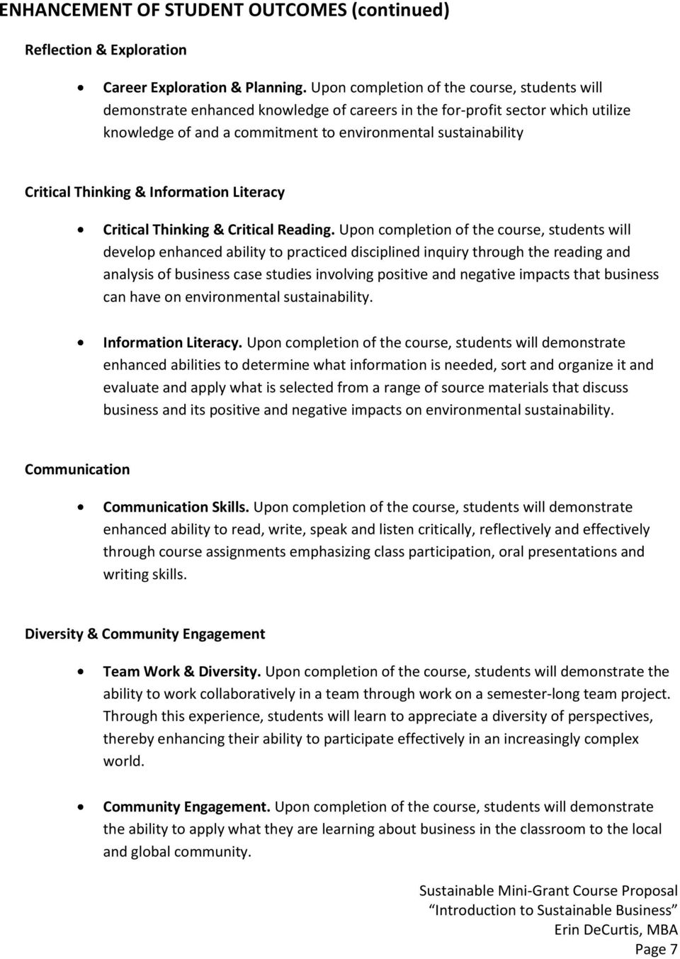 Thinking & Information Literacy Critical Thinking & Critical Reading.