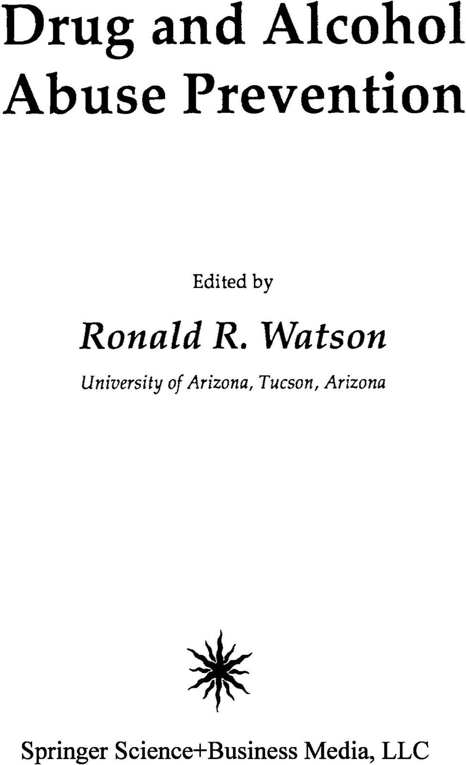 Watson University of Arizona,