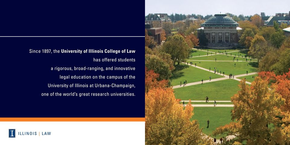 legal education on the campus of the University of Illinois