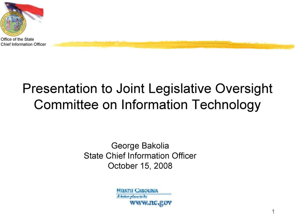 Committee on Information