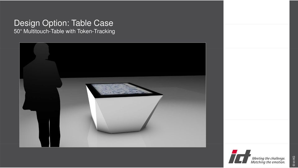 Multitouch-Table