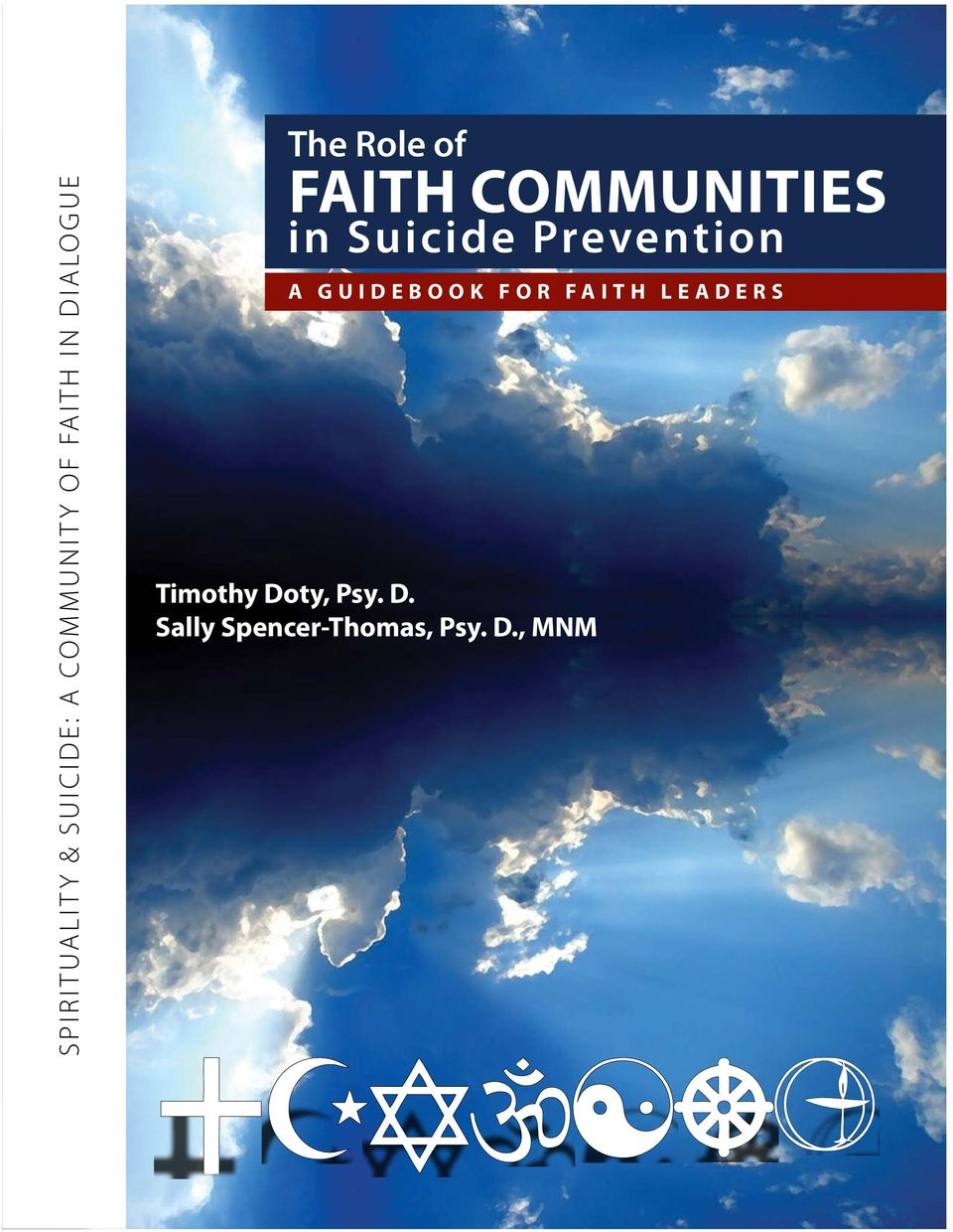 Suicide Prevention A GUIDEBOOK FOR FAITH LEADERS