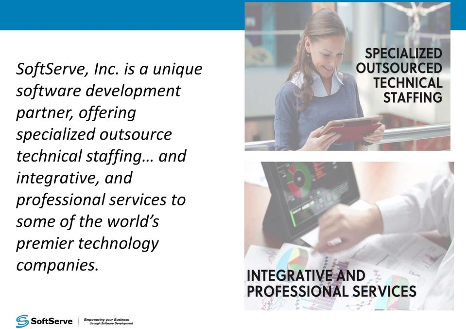 specialized outsource technical staffing and