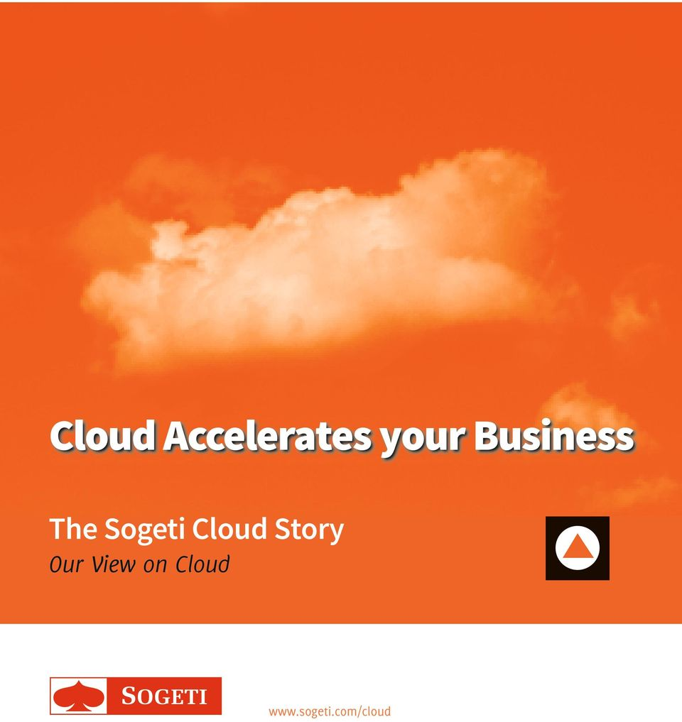 Cloud Story Our View on