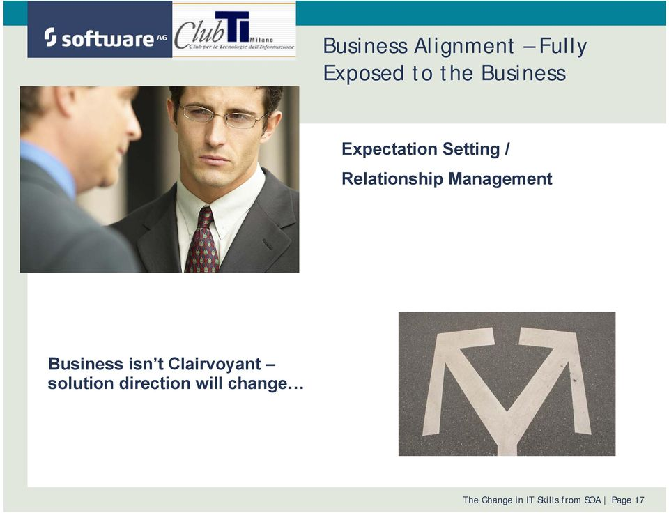 Management isn t Clairvoyant solution