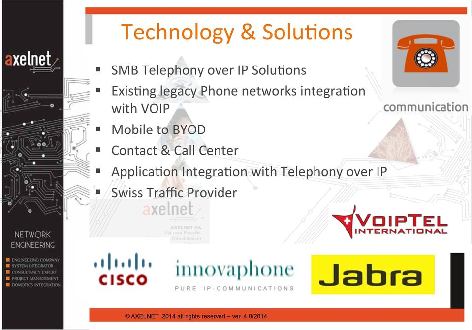 Mobile to BYOD! Contact & Call Center!