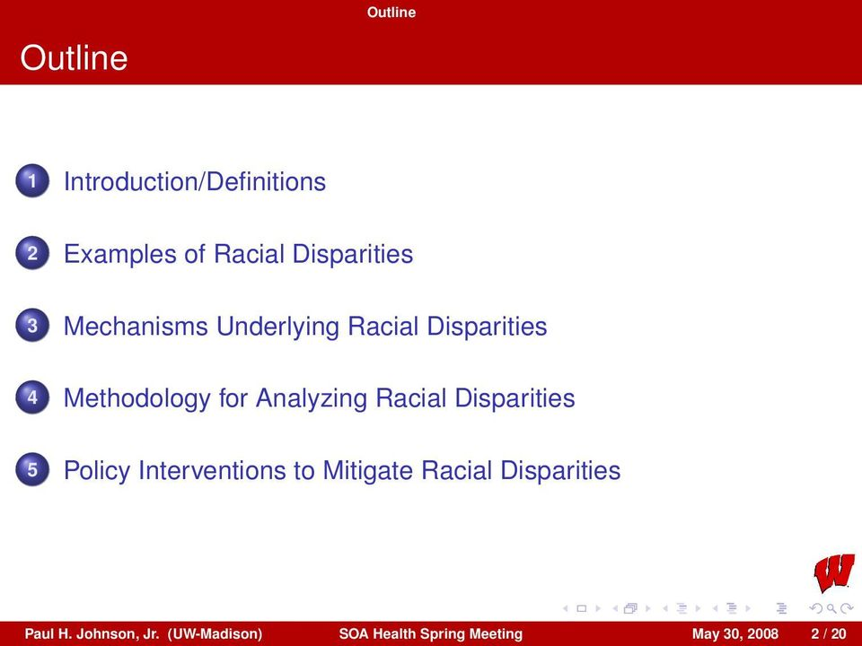 Analyzing Racial Disparities 5 Policy Interventions to Mitigate Racial
