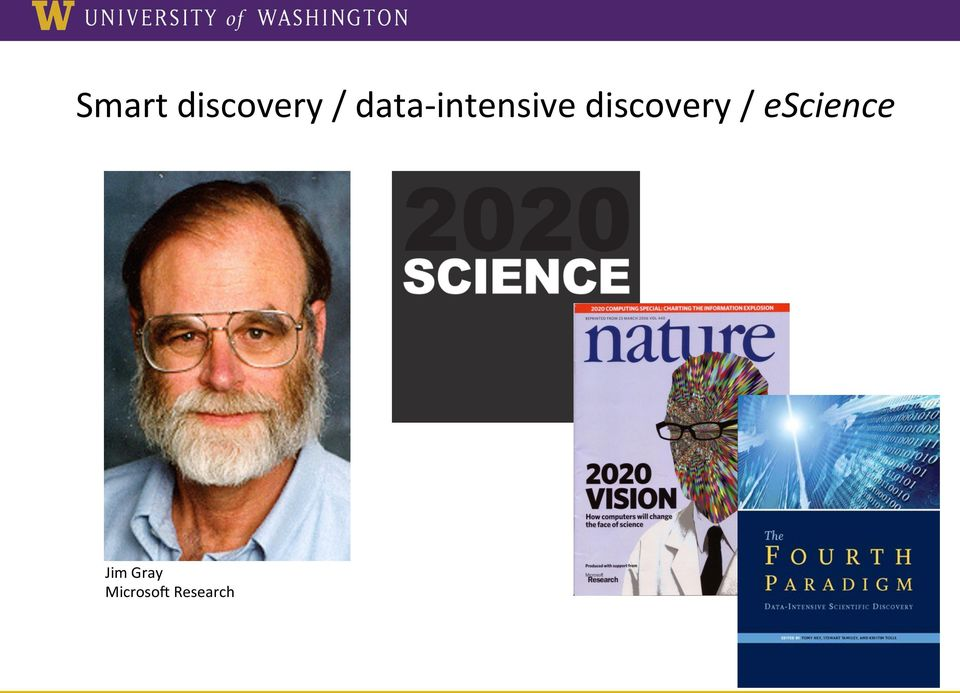 discovery / escience