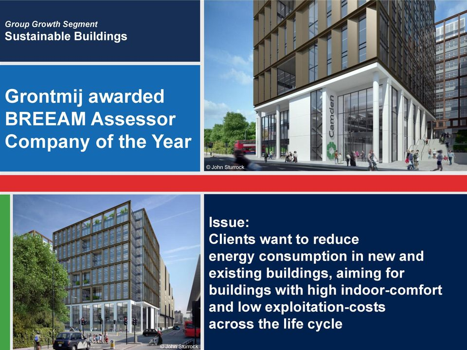reduce energy consumption in new and existing buildings, aiming for