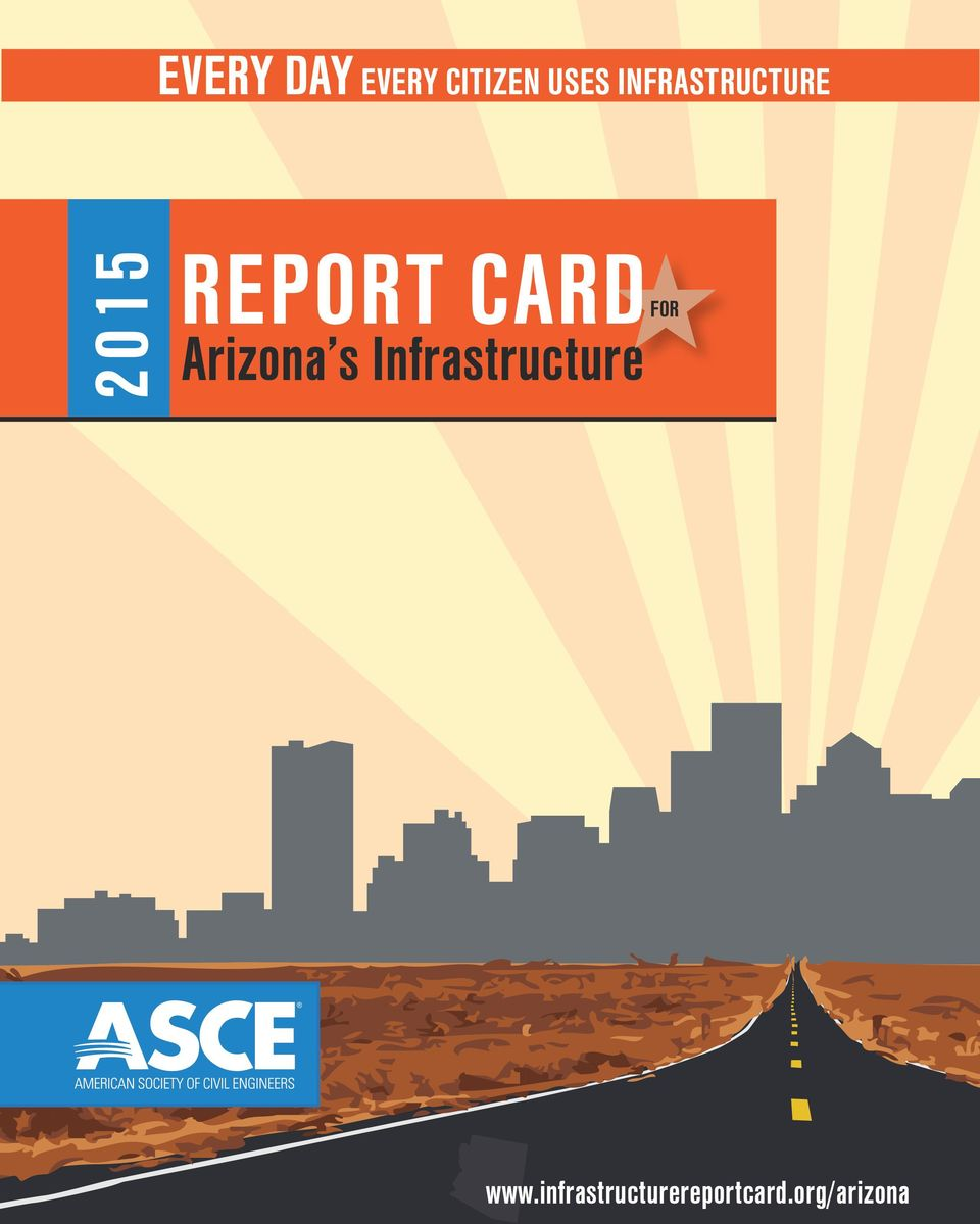 CARDFOR Arizona s Infrastructure