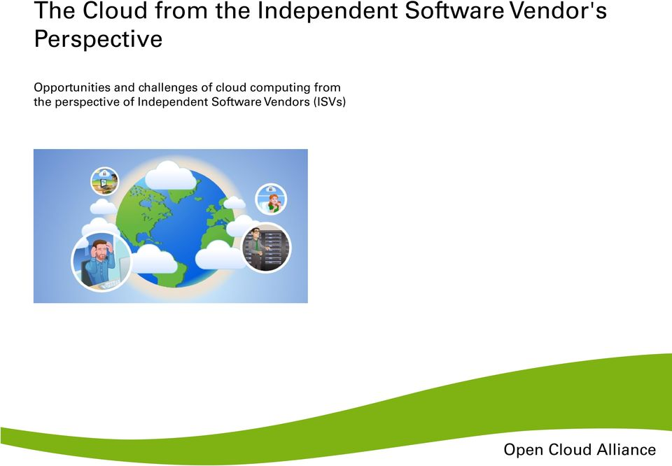 challenges of cloud computing from the