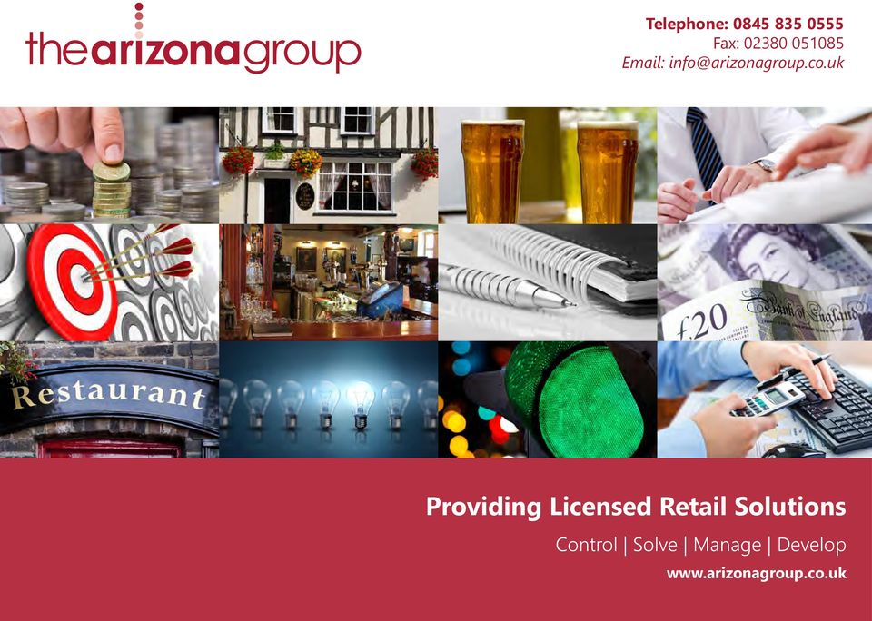 uk Providing Licensed Retail
