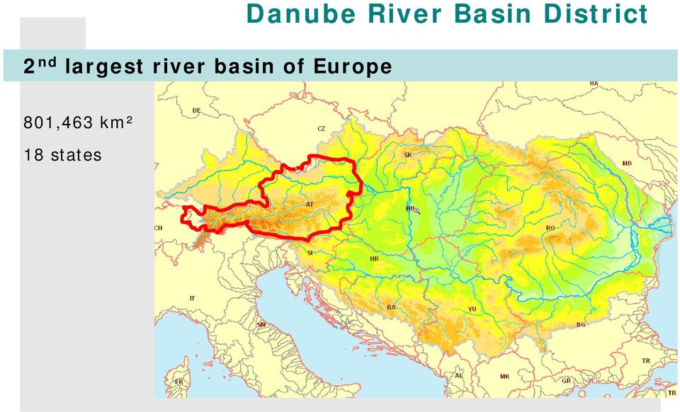 Danube River Basin