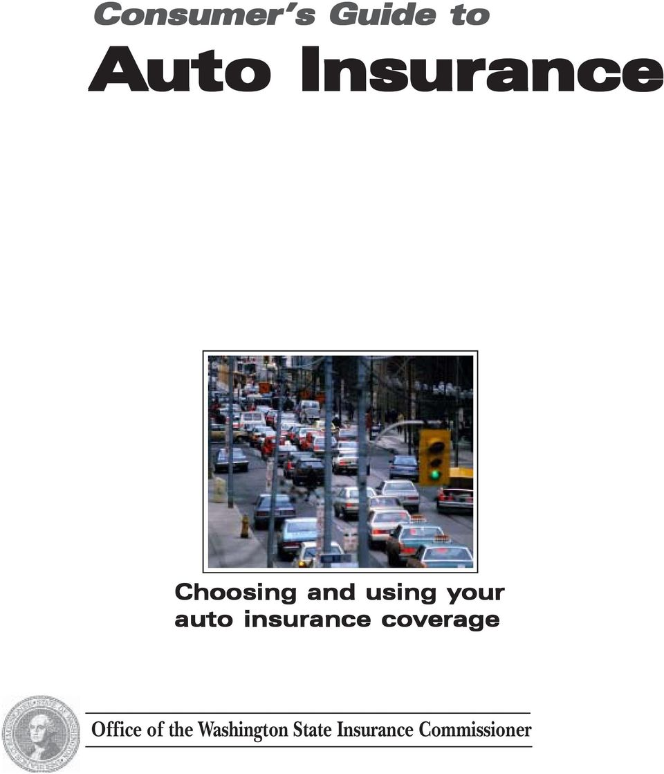 auto insurance coverage Office of