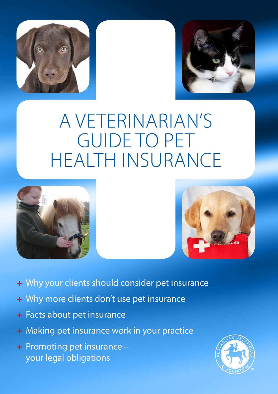 use pet insurance + Facts about pet insurance + Making pet