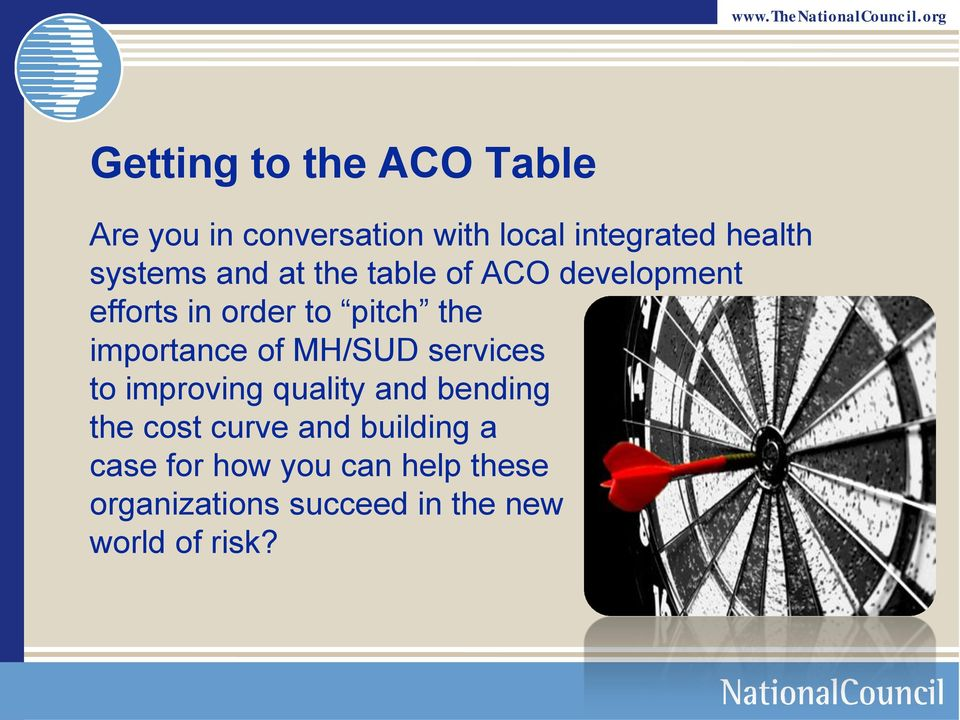 importance of MH/SUD services to improving quality and bending the cost curve