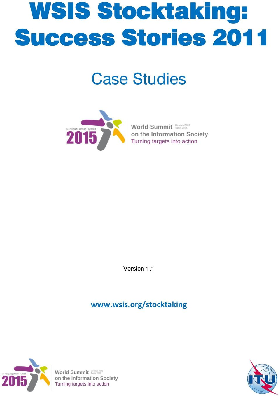 Case Studies Version