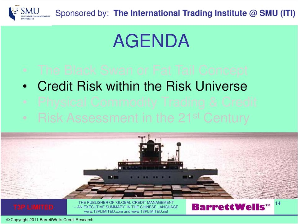 Universe Physical Commodity Trading &