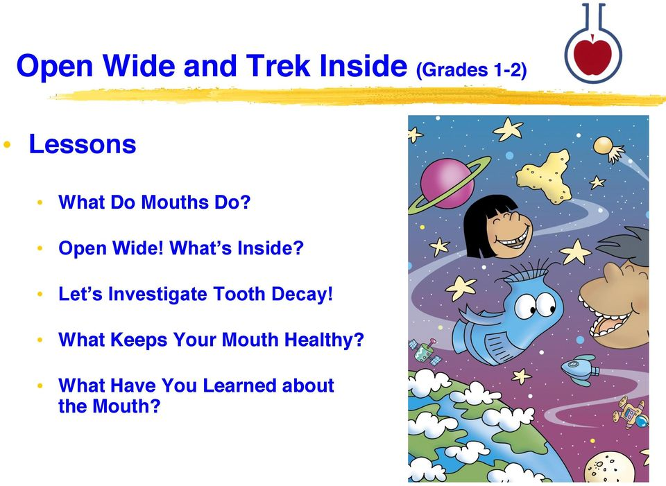 Let s Investigate Tooth Decay!