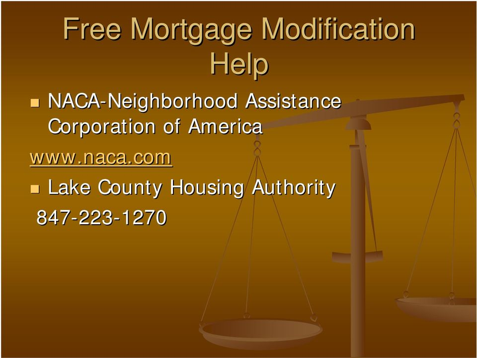 Assistance Corporation of America www.