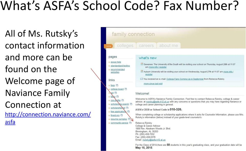 Rutsky s contact information and more can be