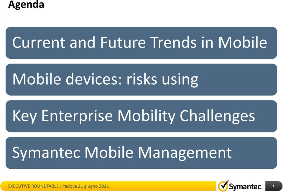 using Key Enterprise Mobility